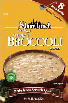 Cheddar Broccoli Soup Mix
