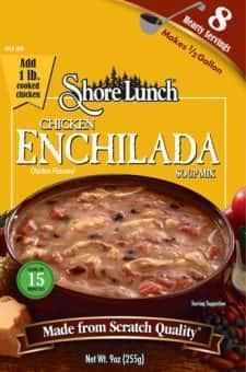 Chicken Enchilada Soup Mix