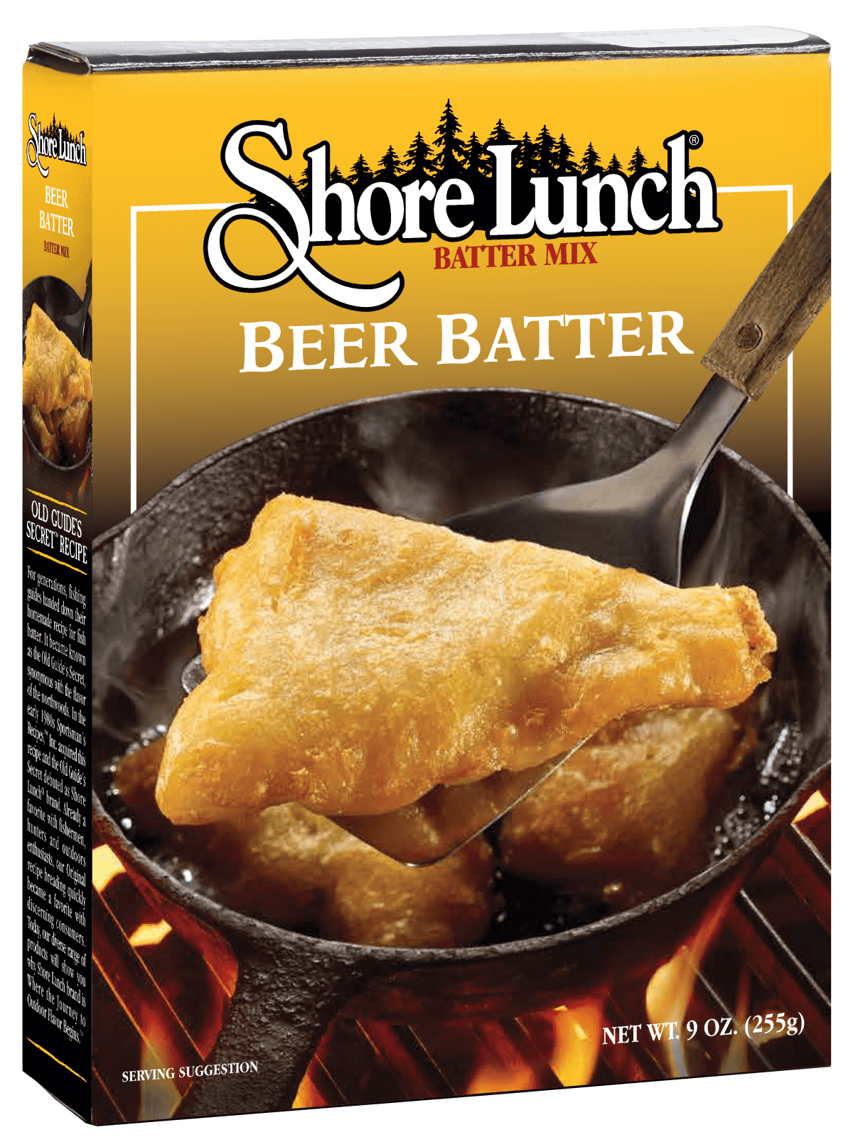 Fish Beer Batter Mix Shore Lunch