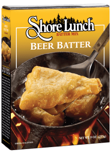 Fish Beer Batter Mix