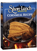 Cornmeal Recipe Fish Breading Mix