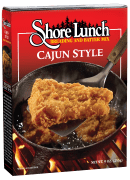 Cajun Style Fish Breading/Batter Mix