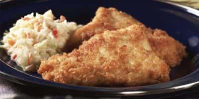 Cajun Style Fish
