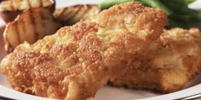 Cornmeal Recipe for Fish recipe