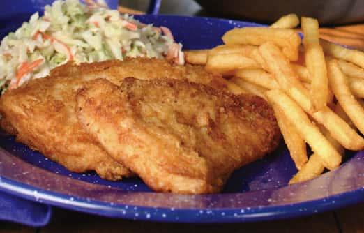 Original Recipe Fish Breading/Batter