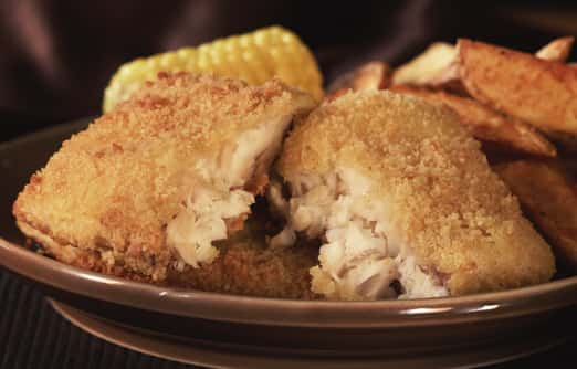 Oven Style Fish