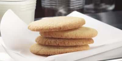 Italian Cornmeal Cookies