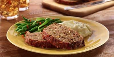 Fire Roasted Meatloaf recipe