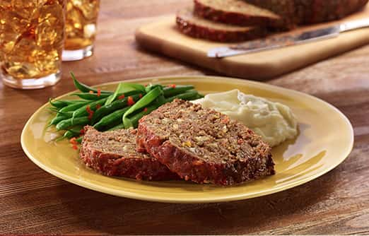 Fire Roasted Meatloaf
