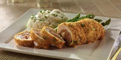 Sausage Stuffed Chicken Breasts recipe