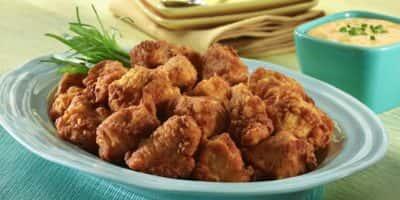 Ultimate Spicy Chicken Nuggets recipe